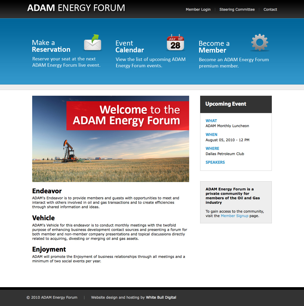 ADAM Energy Forum