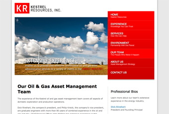 Kestrel Resources Incorporated