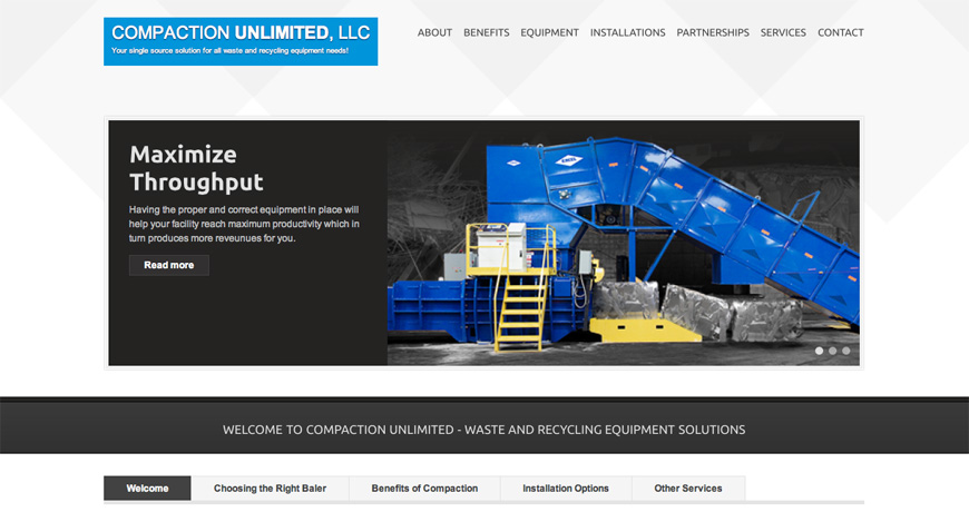 Compaction Unlimited