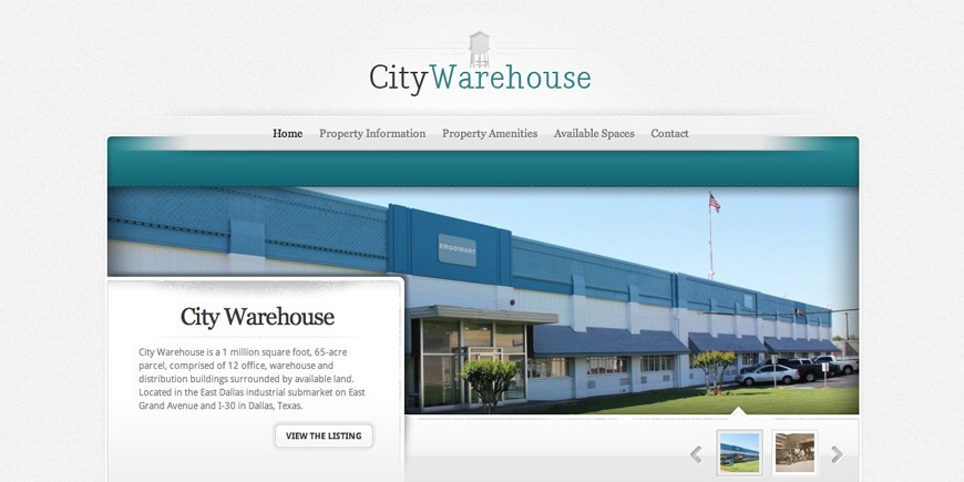 City Warehouse, Dallas TX